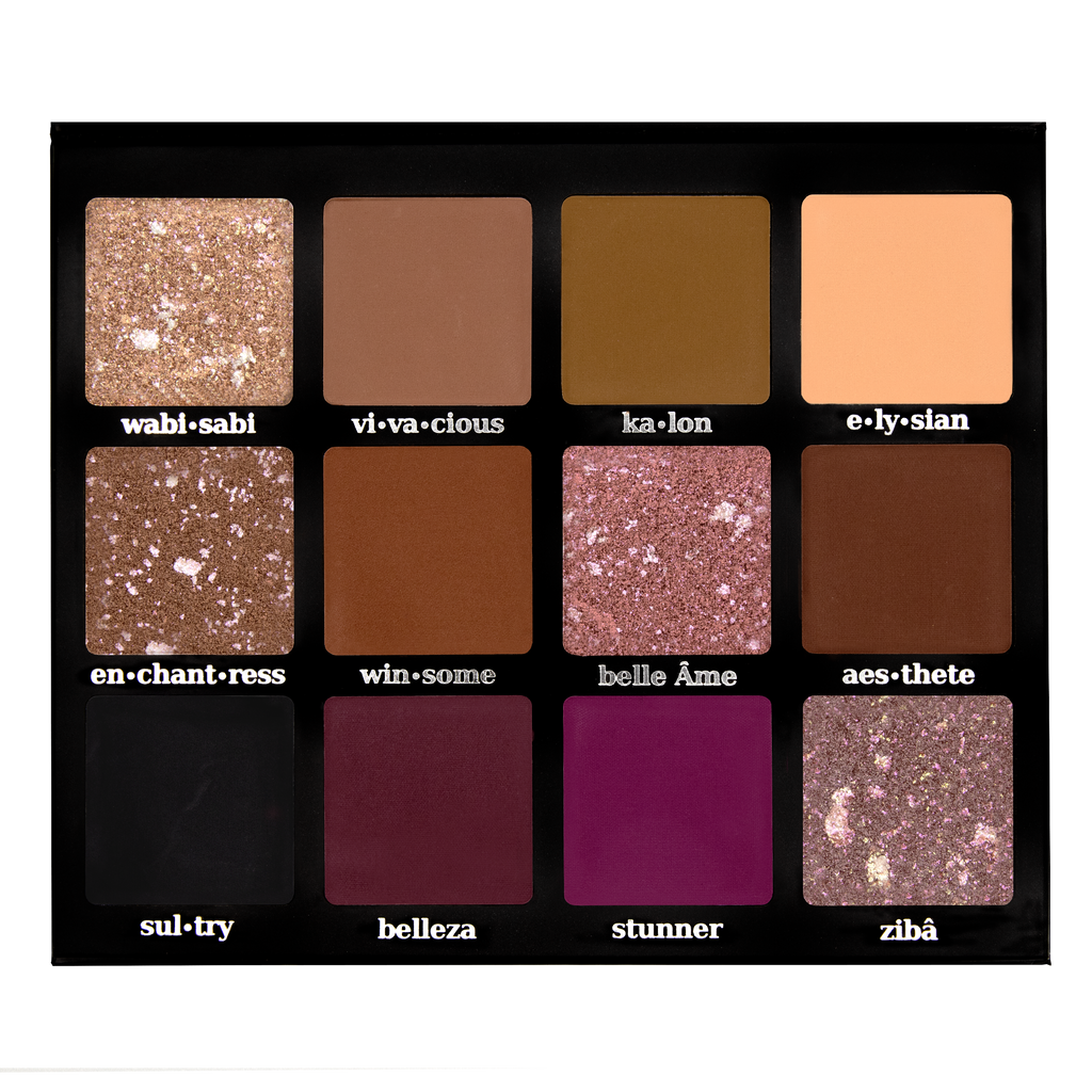 Aesthetic Eyeshadow Palette