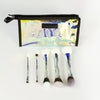 CHROME Travel Brush Set