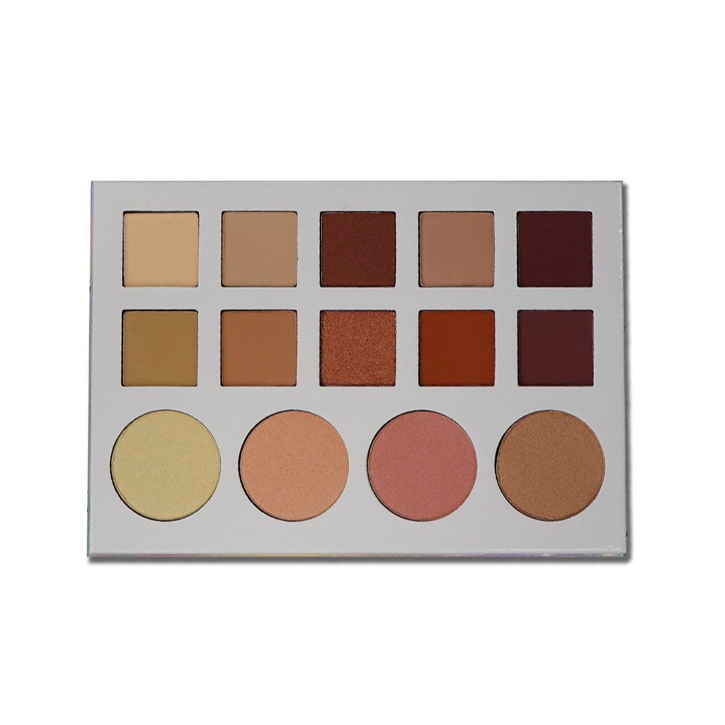 Forbidden Love - Face & Eye Palette