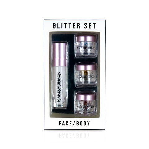 Glitter Set 3pc. w/ Glue