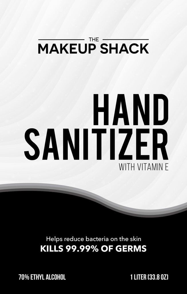 Hand Sanitizer w/ Vitamin E  *Contains 70% Alcohol
