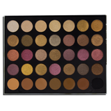The Makeup Shack - Mahogany 35 Color Palette *New Formula*