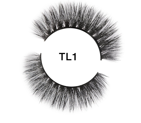 3D Luxury Mink Lashes TL1