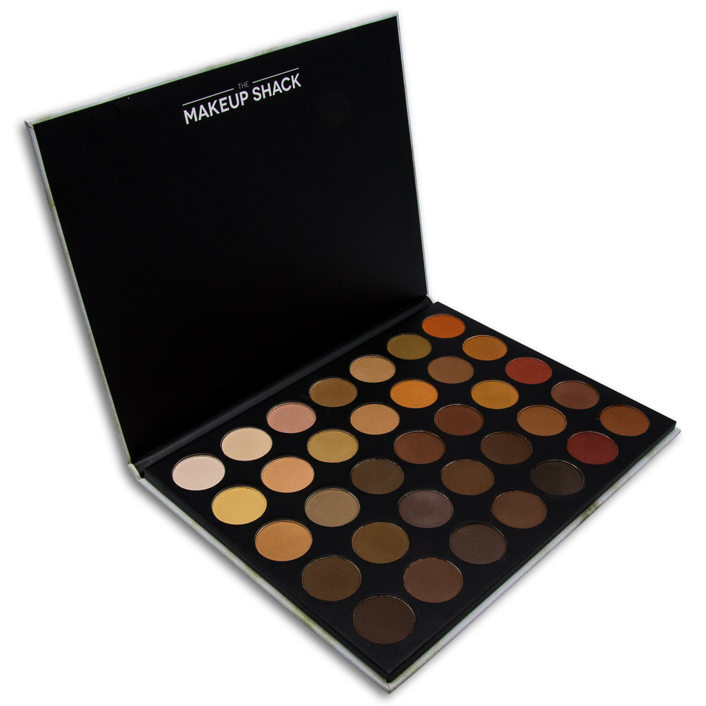 The Makeup Shack - Summer Nights 35 Color Palette *New Formula*