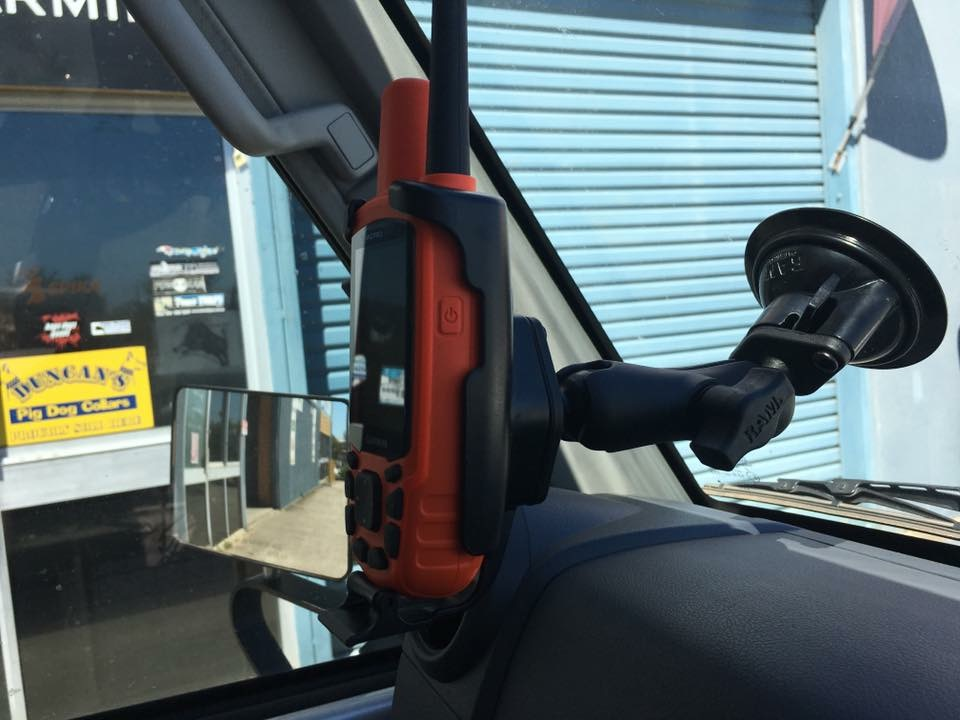 Ram Mount (Windscreen Suction Cup)