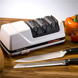 Chef's Choice Model 120 Knife Sharpening - White