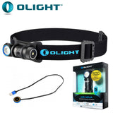 Olight H1 Rechargeable Nova Headlamp, 600L