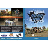 Hogs Dogs and Quads 2 DVD | Brisbane Hunting Supplies | DVDs