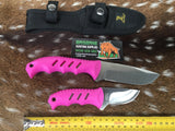 Elk Ridge 2 Pc Knife Set Pink