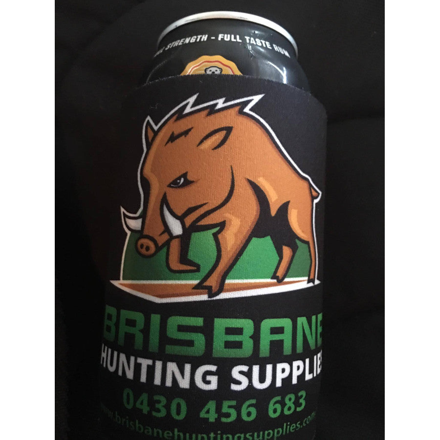 BHS Stubby Cooler | Brisbane Hunting Supplies | Pet Supplies