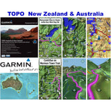 TOPO Australia & New Zealand micro SD card | Brisbane Hunting Supplies