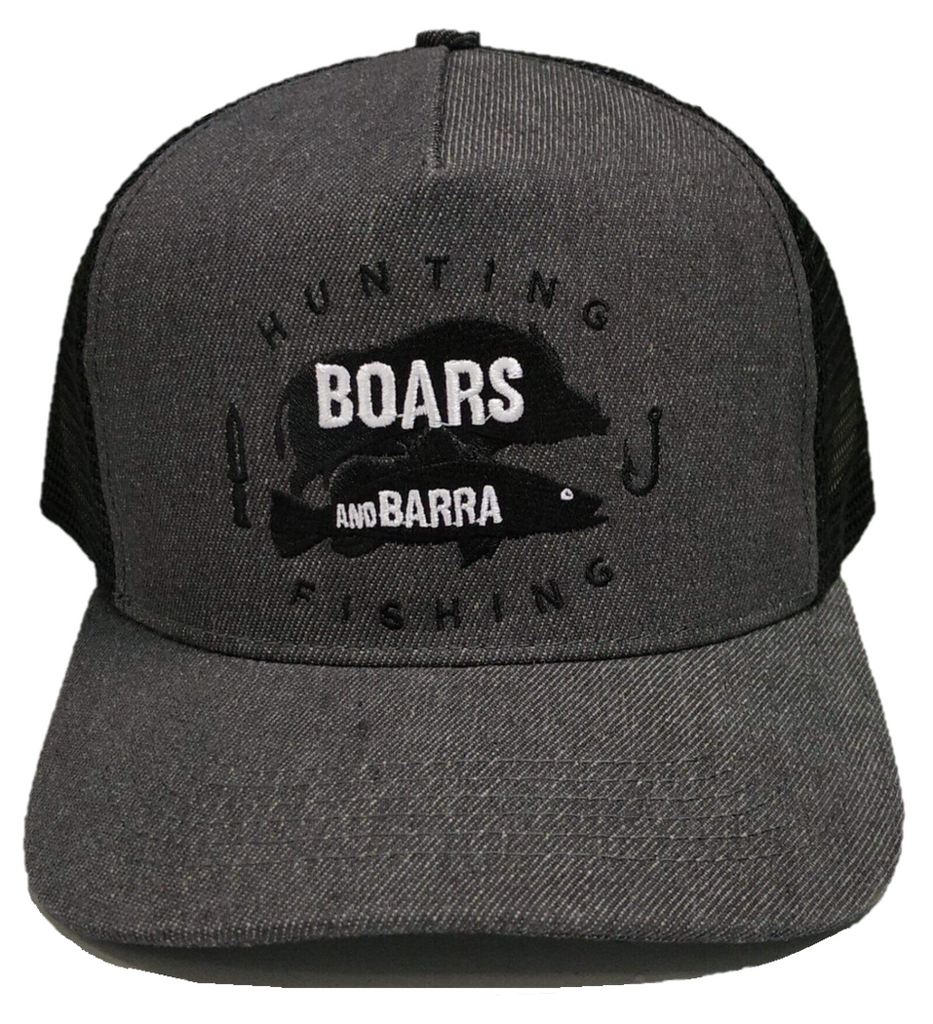 HDQ BOARS & BARRA CAPS