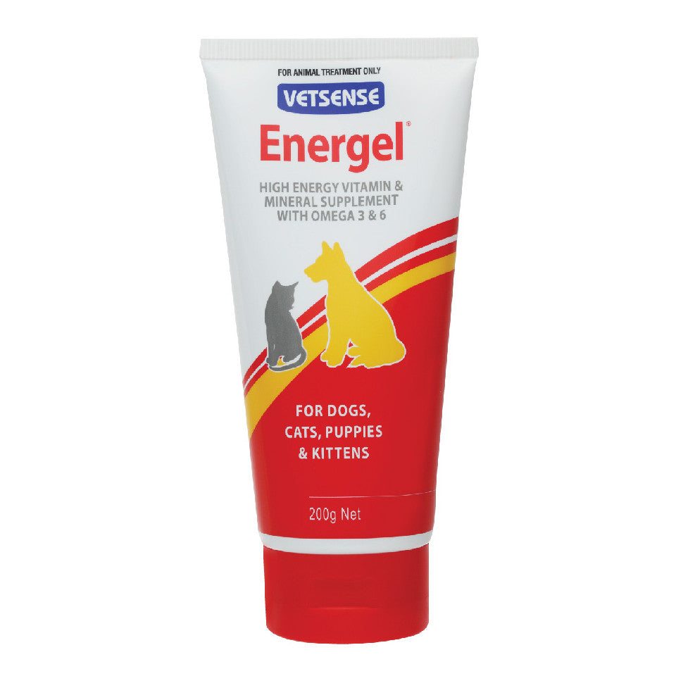 Vetsense Energel 200G | Brisbane Hunting Supplies | Pet Supplies