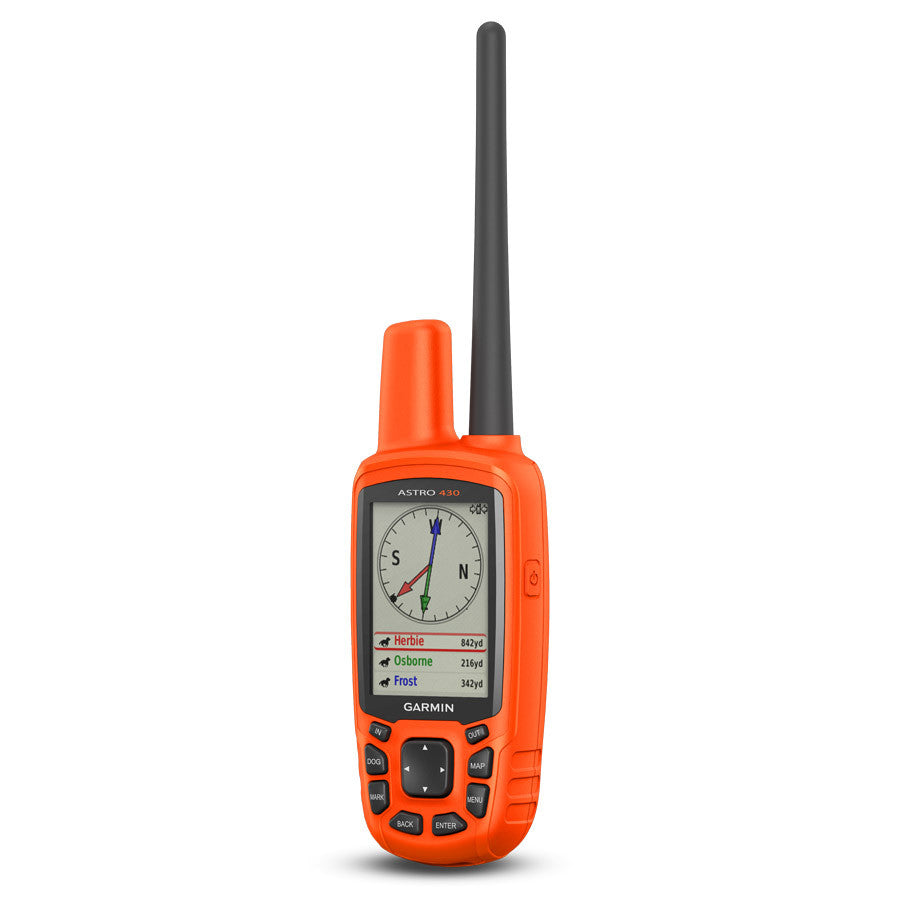 Garmin Astro 430 Handheld Dog Tracker