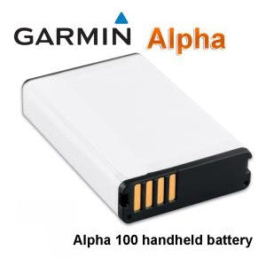 Garmin Alpha 100 Lithium Battery | Brisbane Hunting Supplies