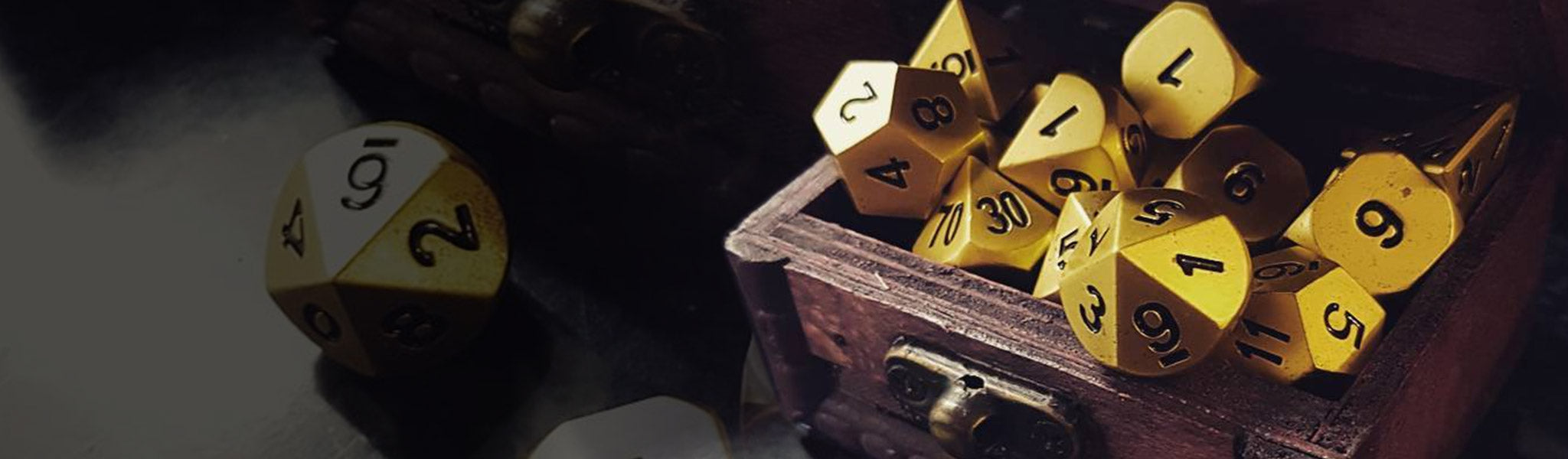 Metal Dice Sets - Over 30 colours!