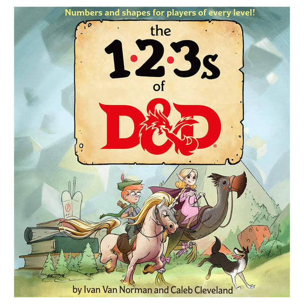 123's of D&D - Imaginary Adventures