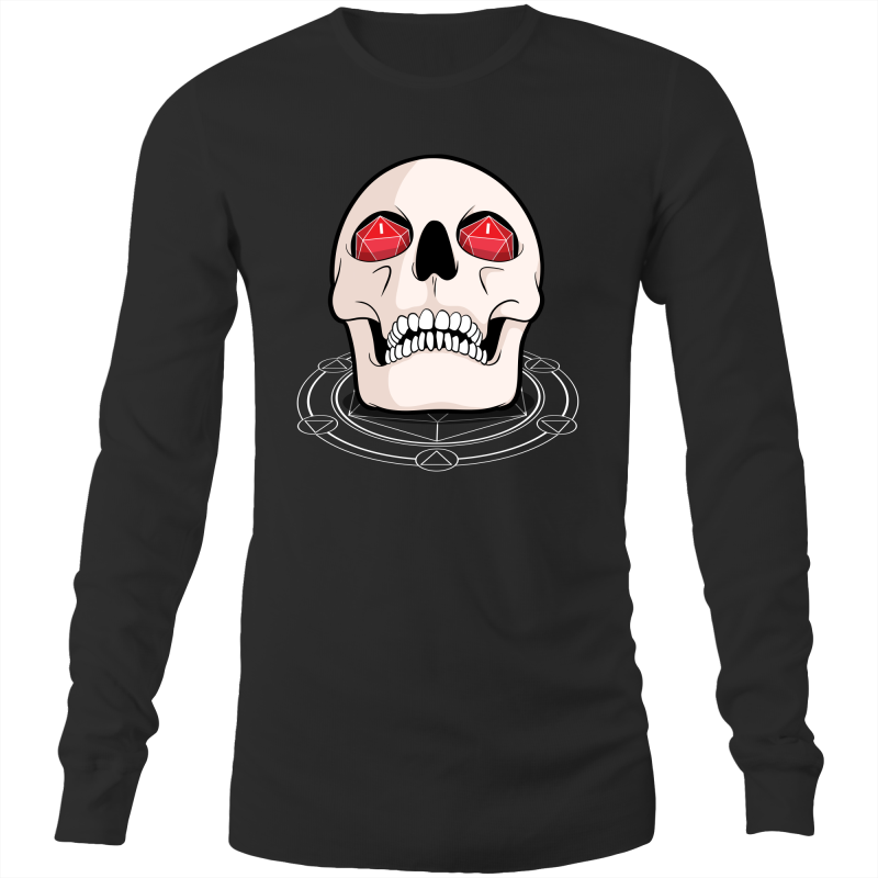 Shrine Of Defeat - Long Sleeve Shirt - Imaginary Adventures