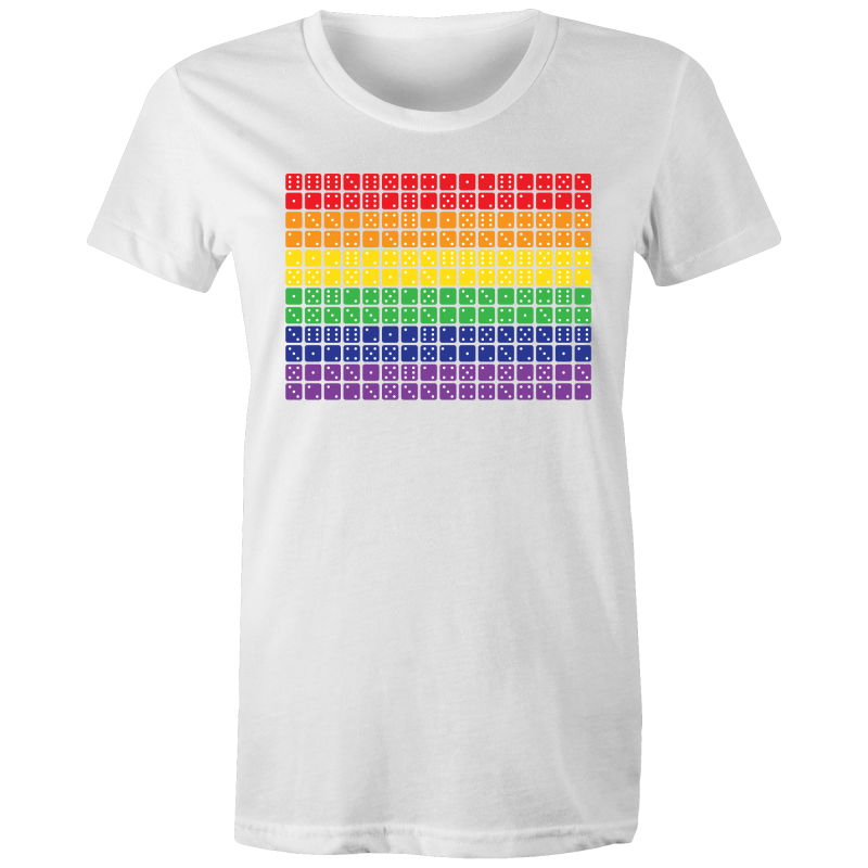 Gamer Pride - Women's T-shirt - Imaginary Adventures