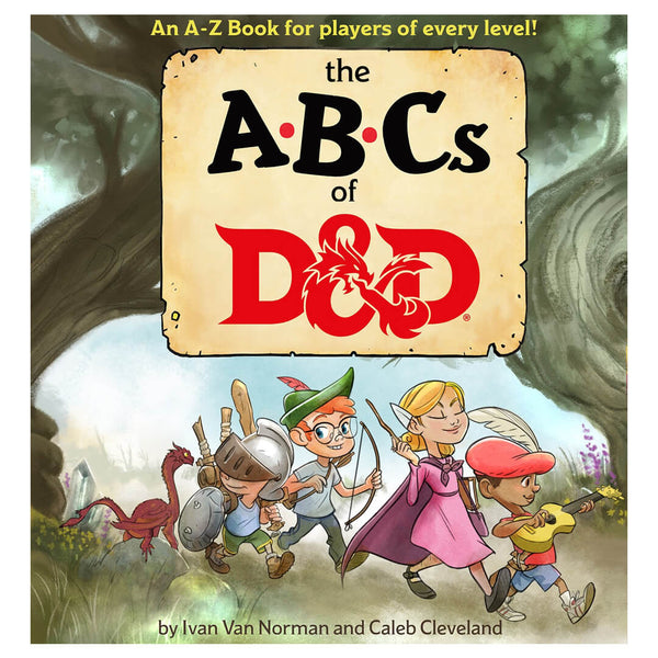 ABC's of D&D - Imaginary Adventures