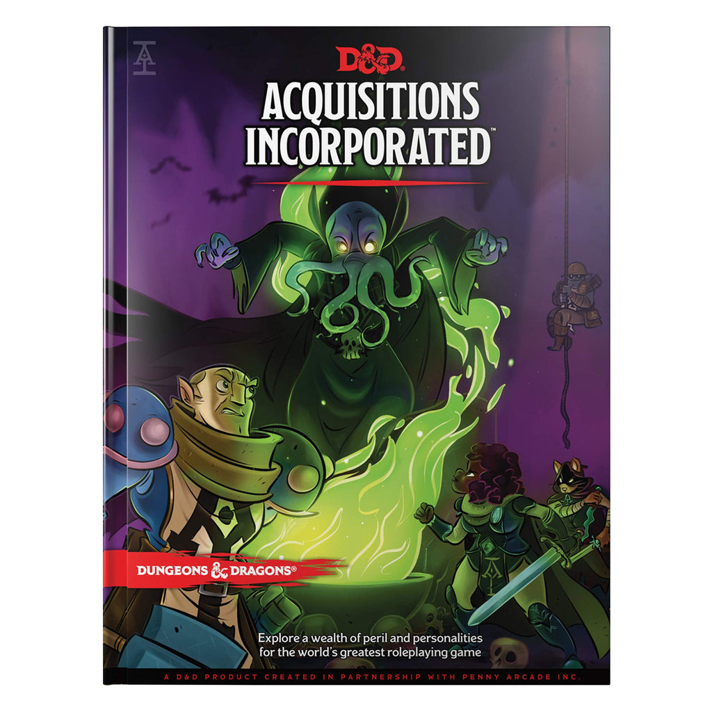 D&D Acquisitions Incorporated - Imaginary Adventures