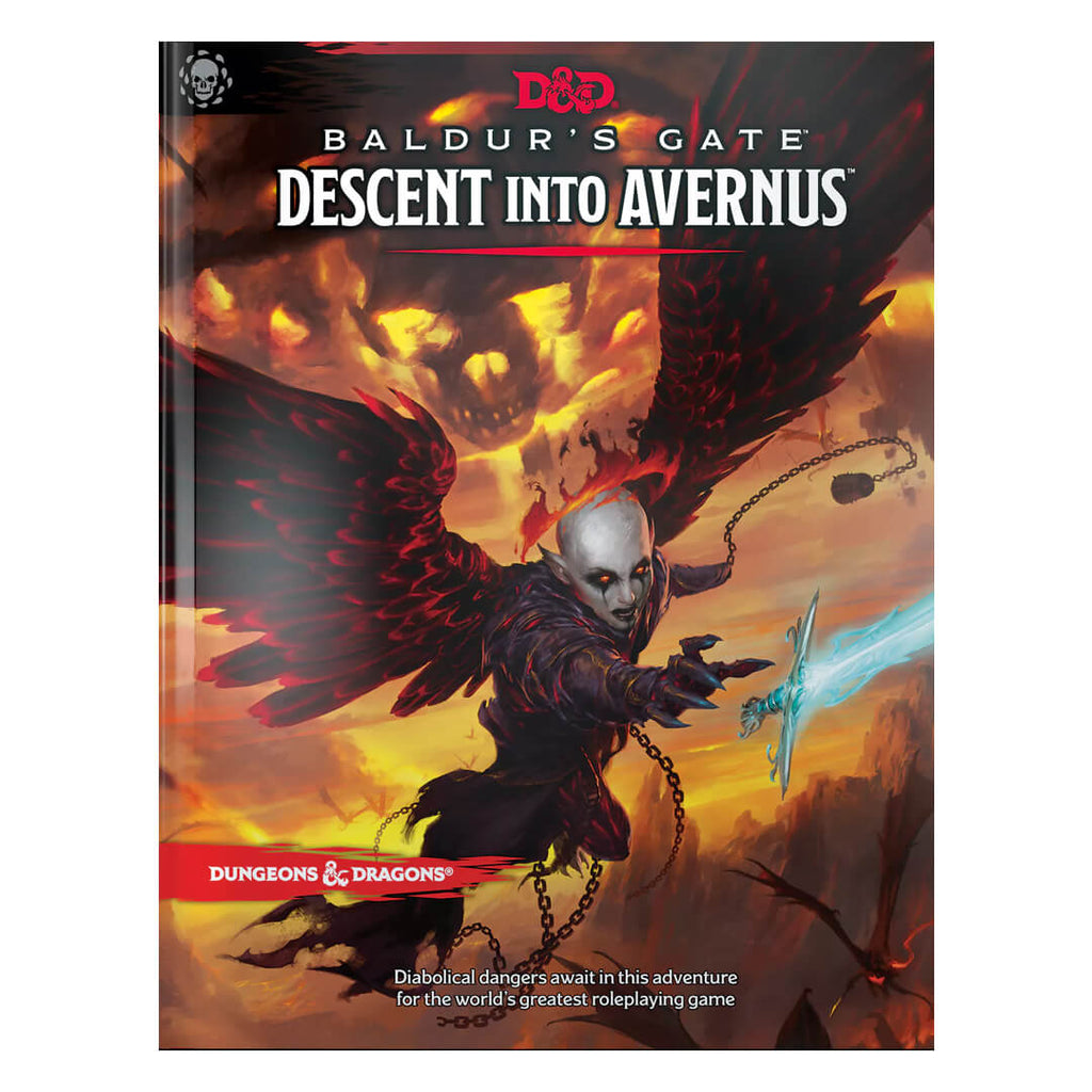 D&D Baldur's Gate Descent into Avernus - Imaginary Adventures