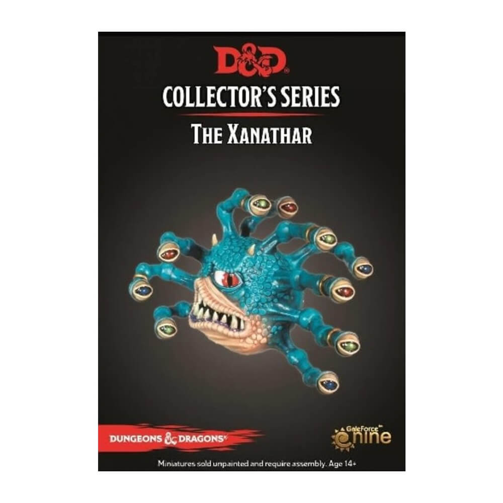 Dungeons & Dragons Collector's Series - The Xanathar - Jarlaxle Baenre - PREORDER - Imaginary Adventures