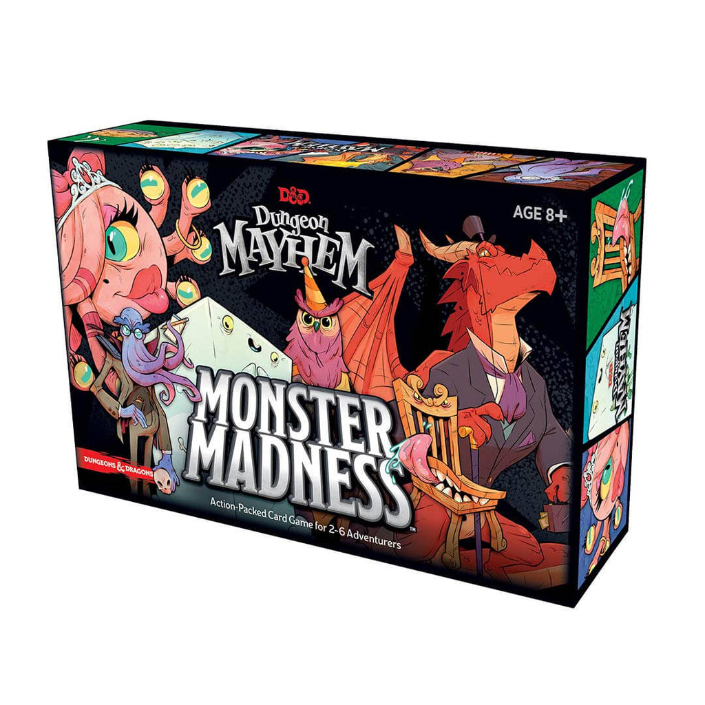 D&D Dungeon Mayhem Monster Madness - Imaginary Adventures