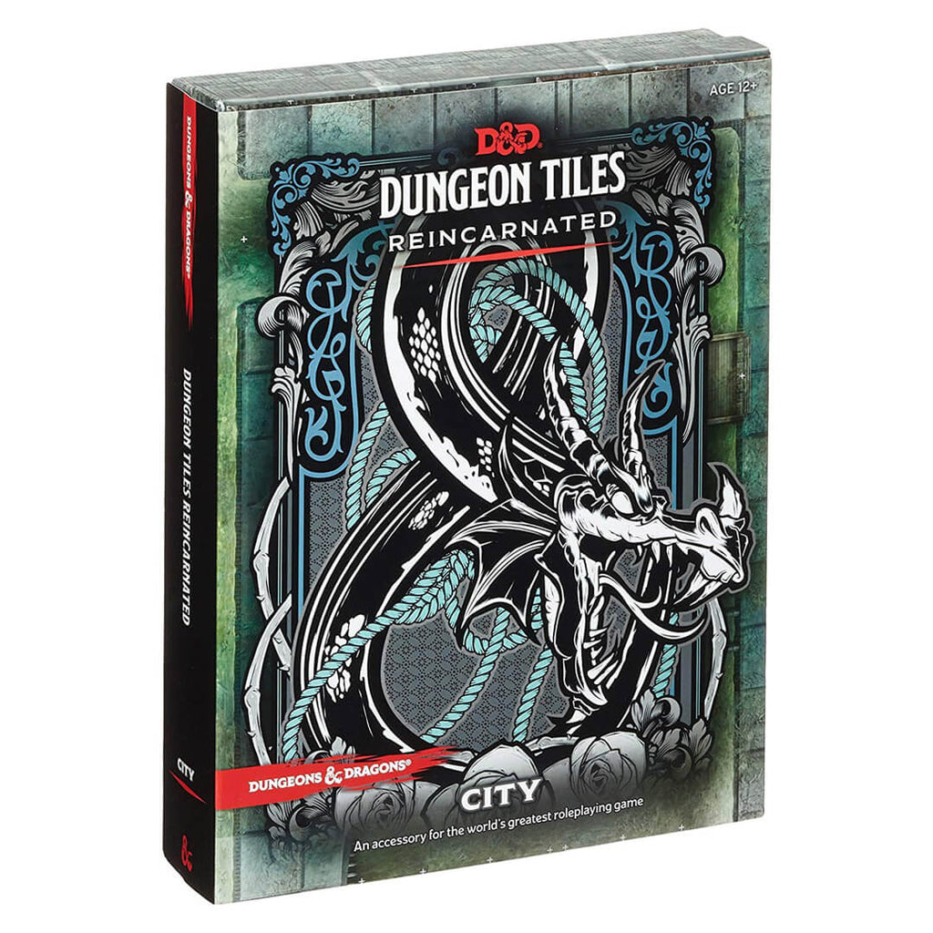 Dungeons & Dragons Dungeon Tiles Reincarnated - City - Imaginary Adventures