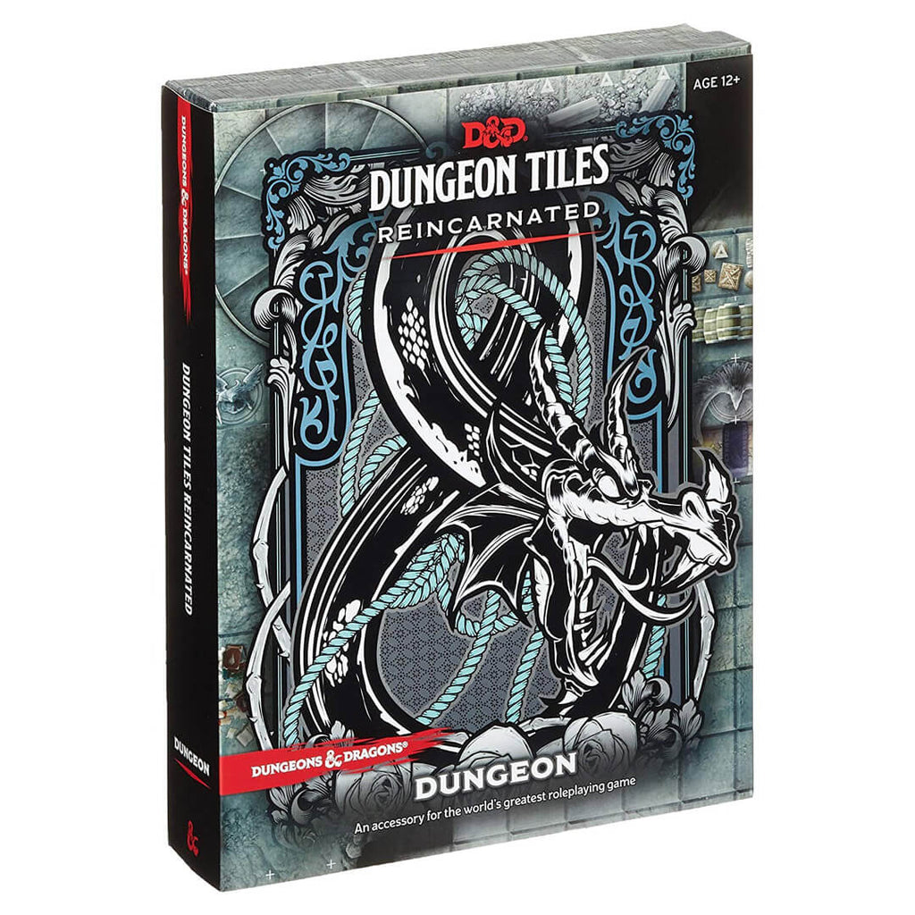 D&D Dungeon Tiles Reincarnated - Dungeon - Imaginary Adventures