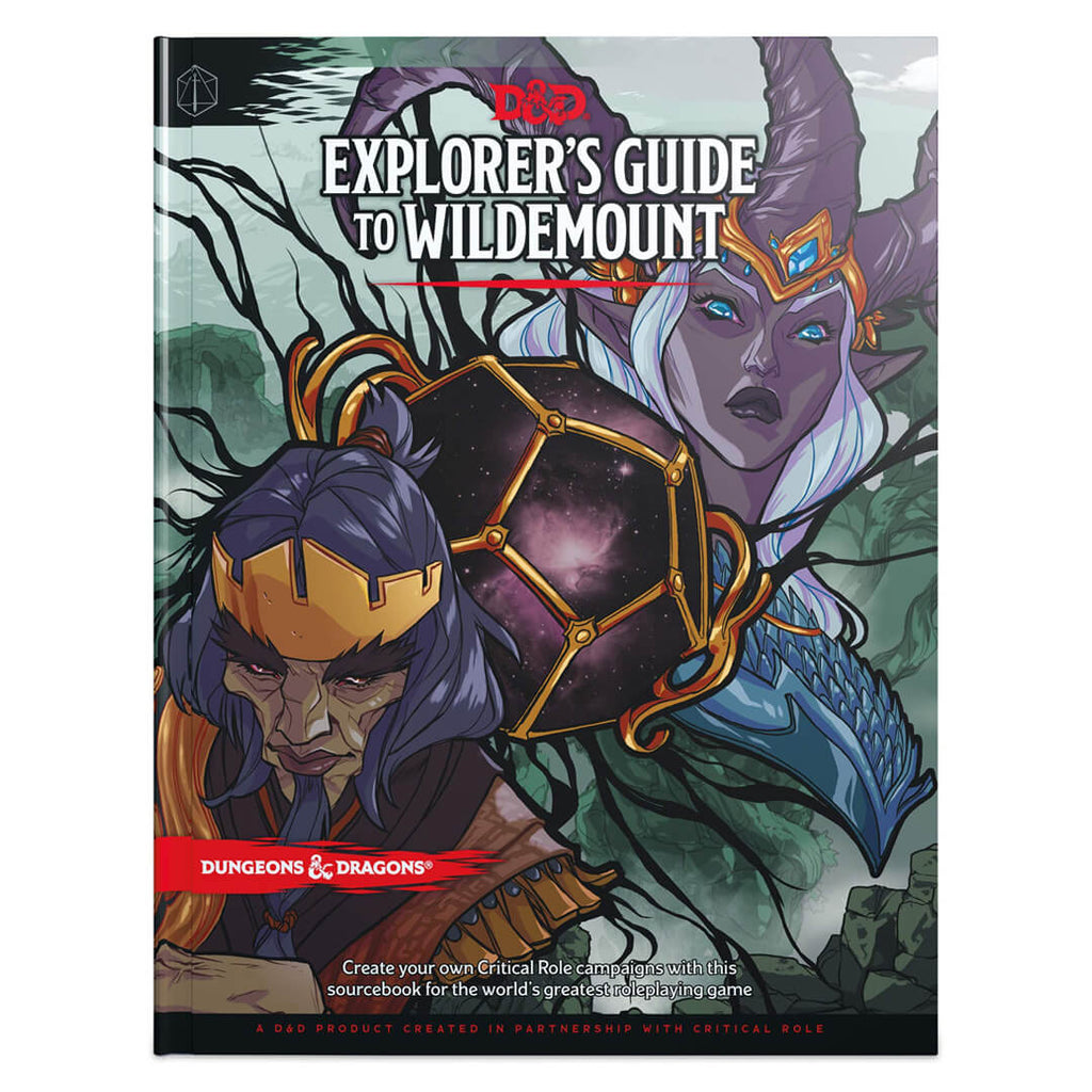 D&D Explorer's Guide To Wildemount - PREORDER