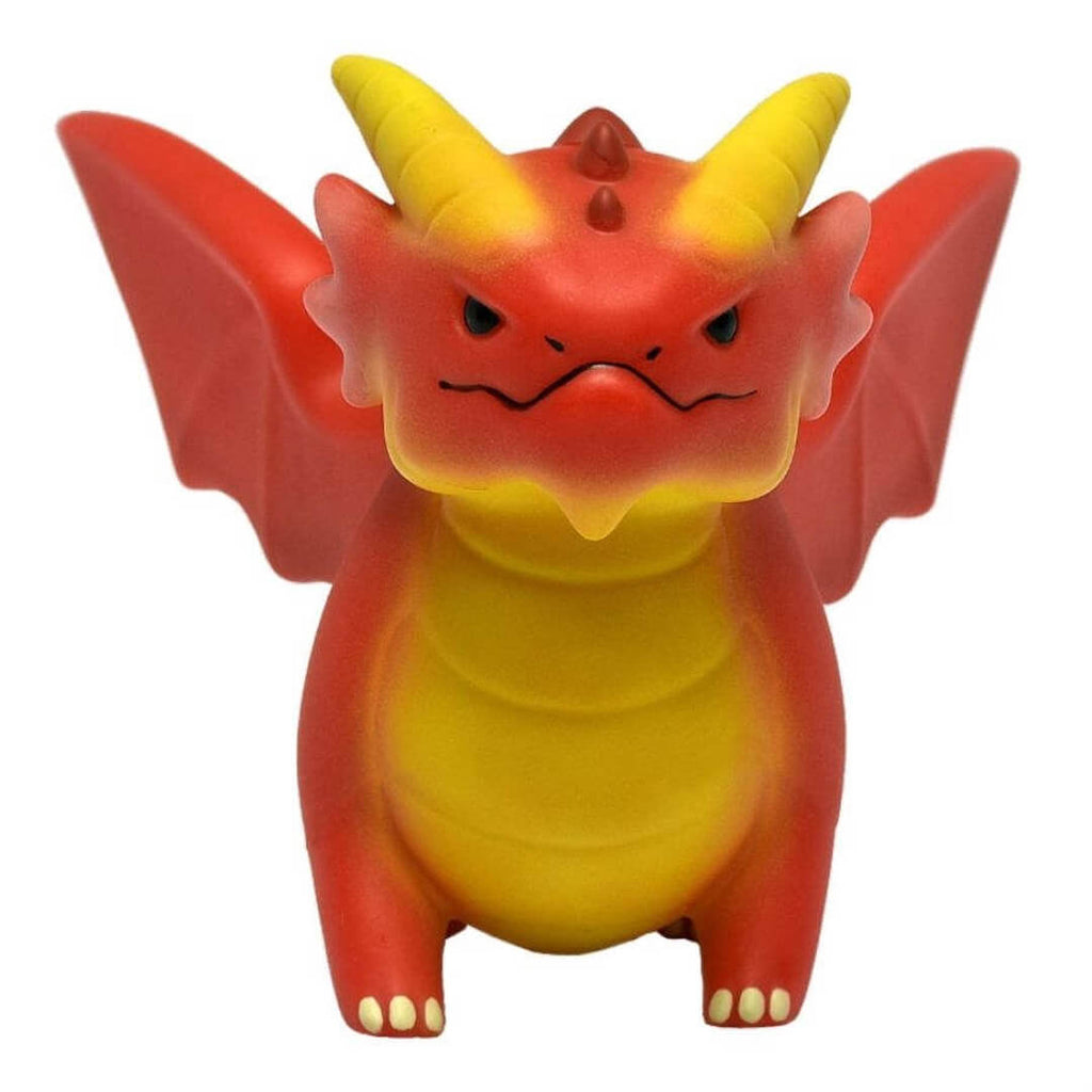 D&D Figurines of Adorable Power Red Dragon - Imaginary Adventures
