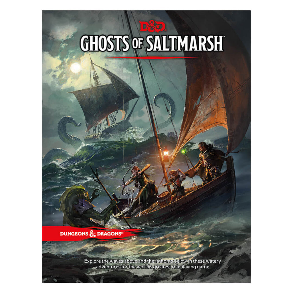 D&D Ghosts of Saltmarsh - Imaginary Adventures