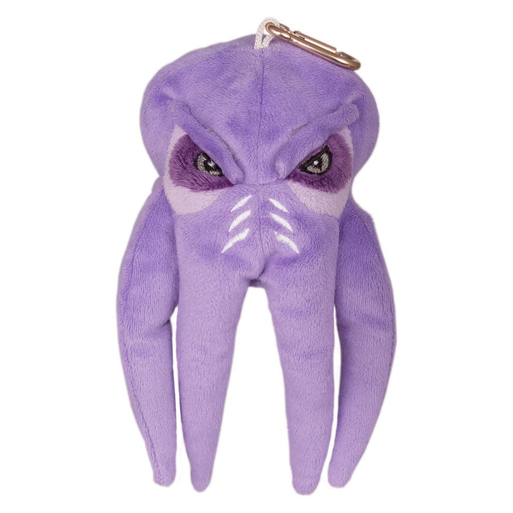 D&D Mind Flayer Plush Dice Pouch - Imaginary Adventures