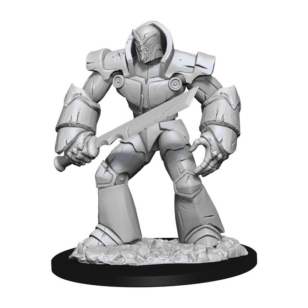 D&D Minis - Iron Golem - Imaginary Adventures