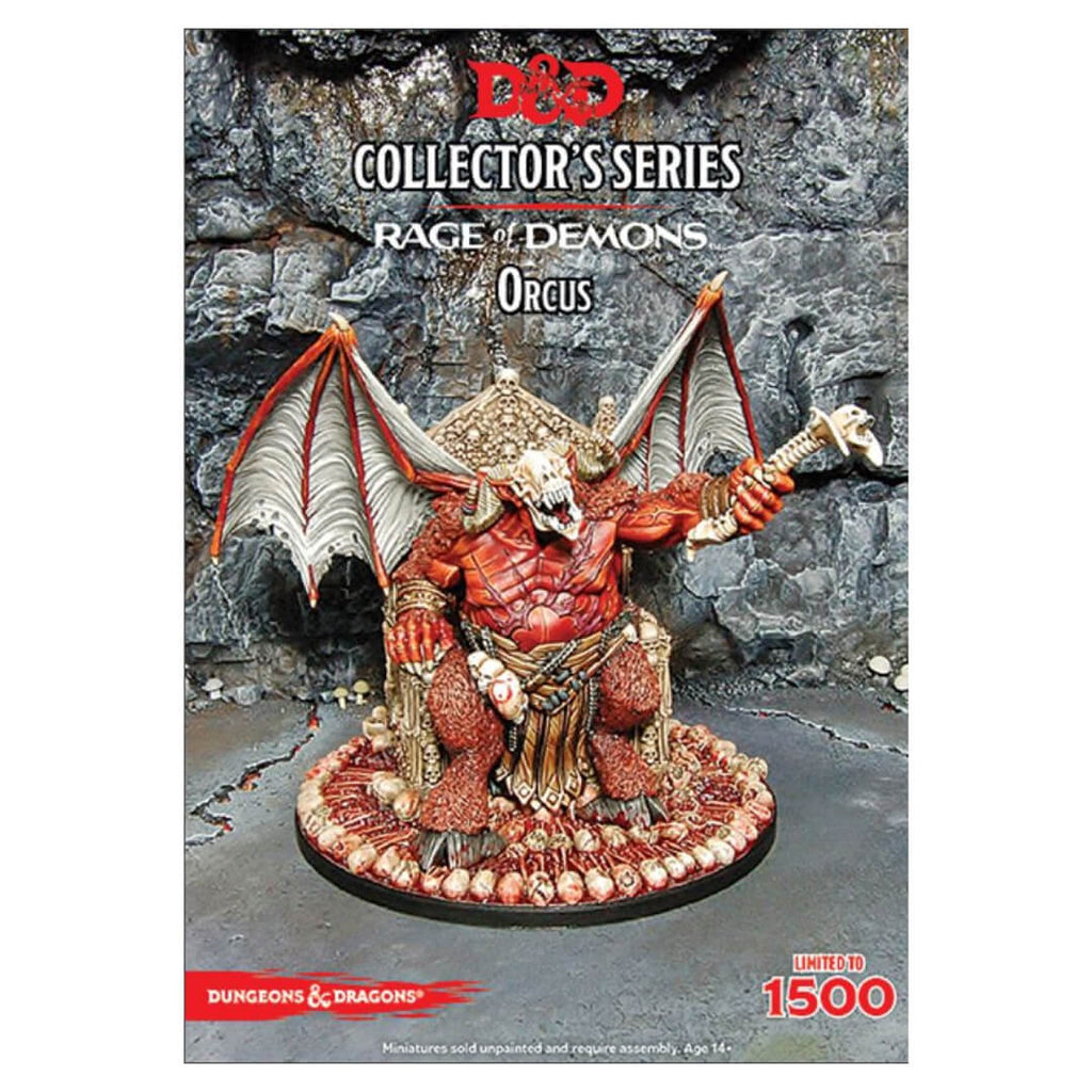 Dungeons & Dragons Collector's Series - Orcus - Imaginary Adventures