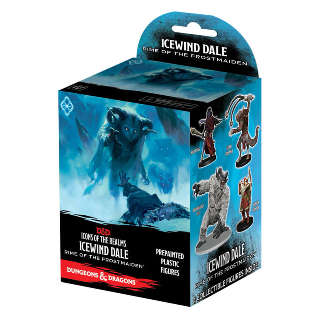 D&D Rime of the Frostmaiden Mini Booster