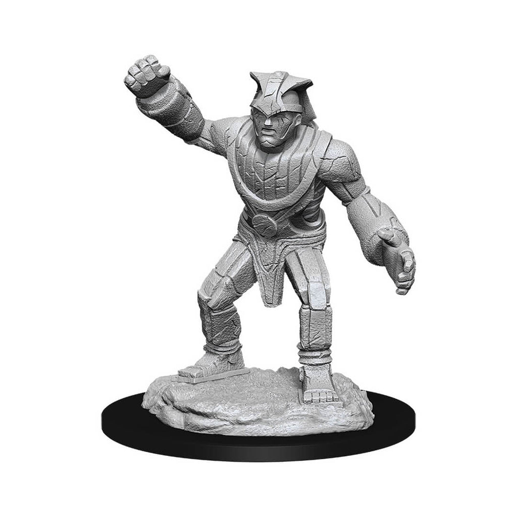 D&D Minis - Stone Golem - Imaginary Adventures