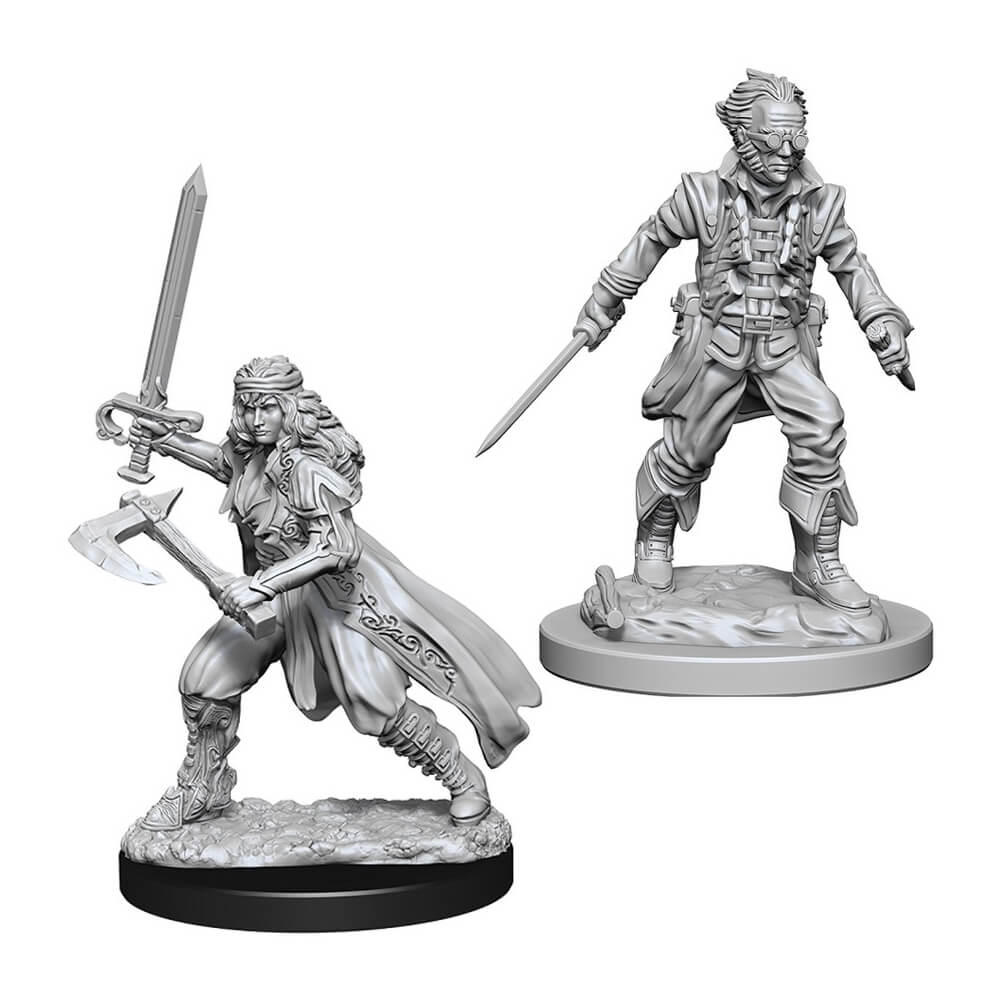 D&D Minis - Vampire Hunters - Imaginary Adventures