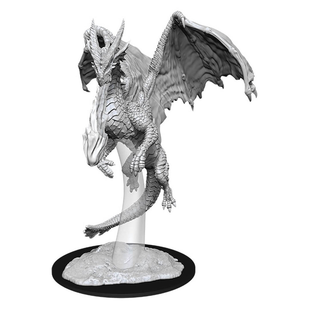D&D Minis - Young Red Dragon - Imaginary Adventures