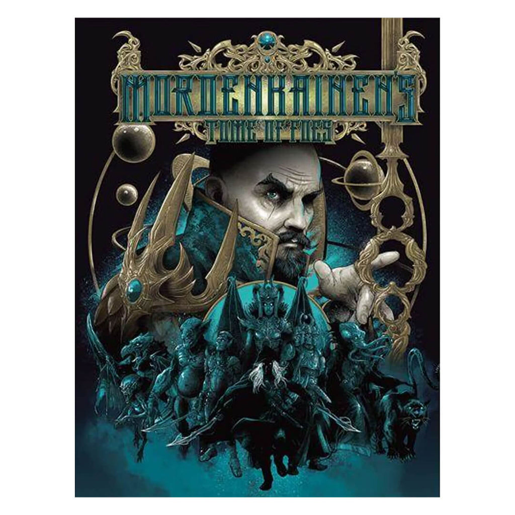 D&D Mordenkainens Tome of Foes Alternative Cover
