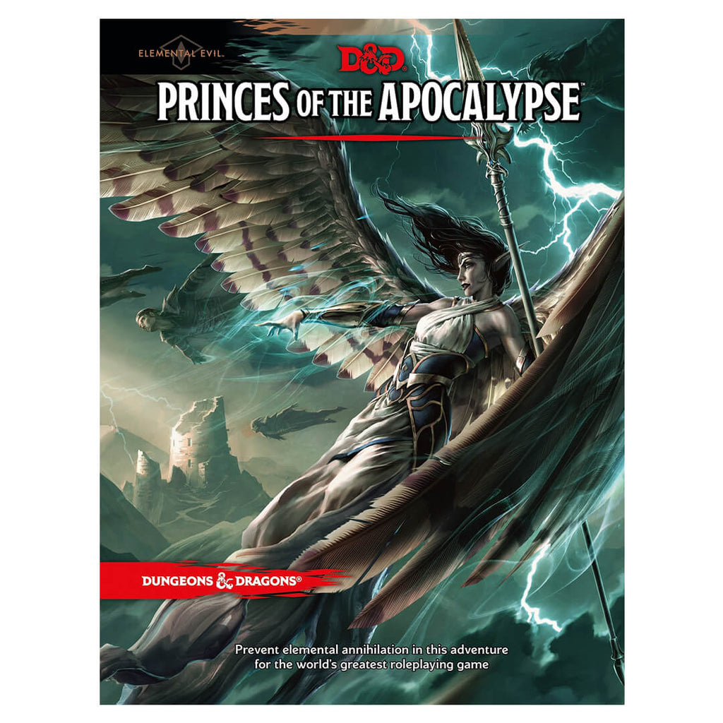 Dungeons & Dragons Princes of the Apocalypse - Imaginary Adventures