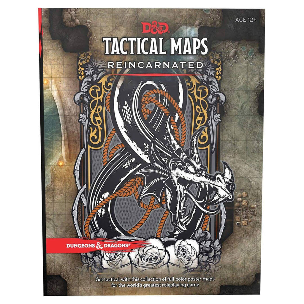 D&D Tactical Maps Reincarnated - Imaginary Adventures