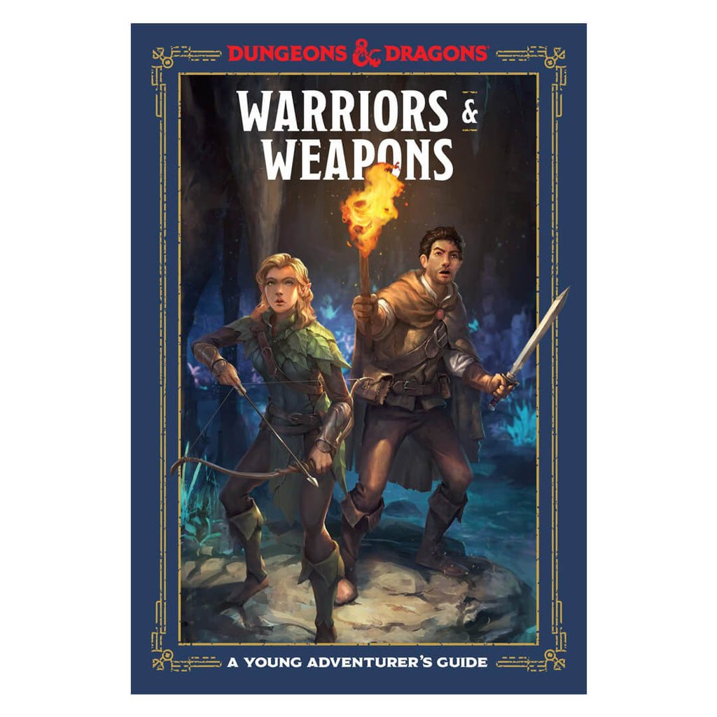 D&D Warriors & Weapons: A Young Adventurer's Guide - Imaginary Adventures