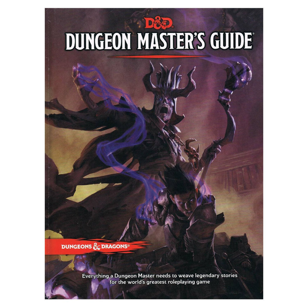 D&D Dungeon Master's Guide - Imaginary Adventures