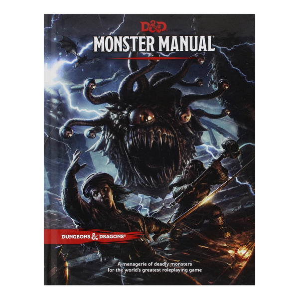 Dungeons & Dragons Monster Manual - Imaginary Adventures