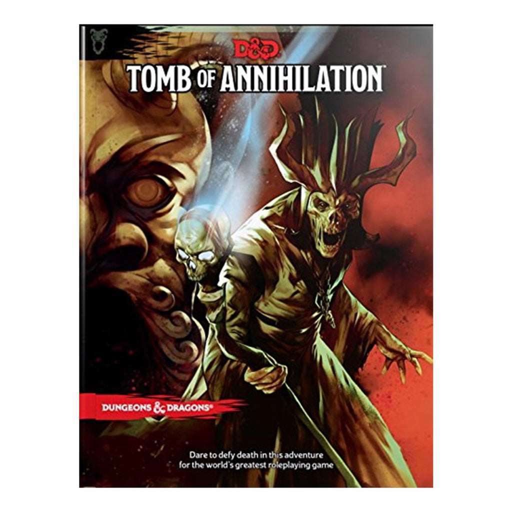 Dungeons & Dragons Tomb of Annihilation - Imaginary Adventures