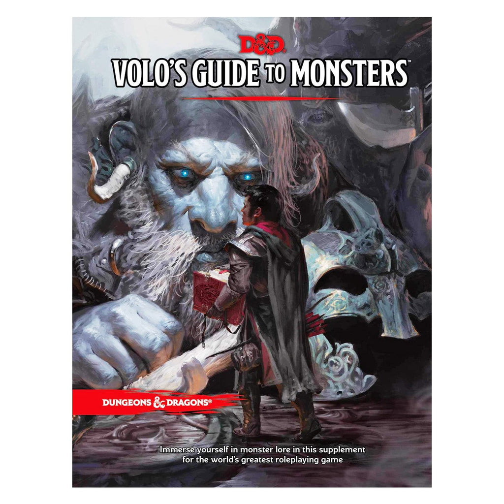 Dungeons & Dragons Volo's Guide to Monsters - Imaginary Adventures