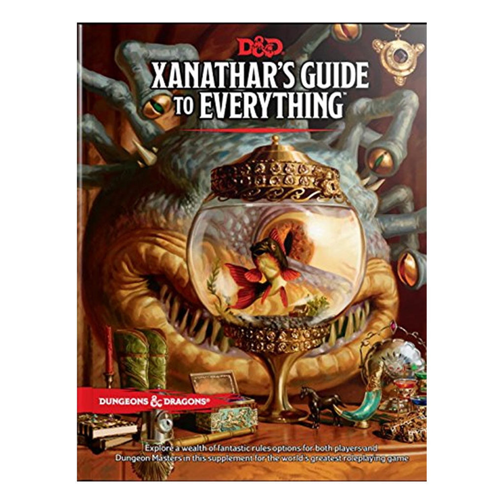D&D Xanathars Guide to Everything - Imaginary Adventures