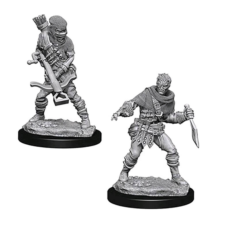 WizKids Minis - Bandits - Imaginary Adventures